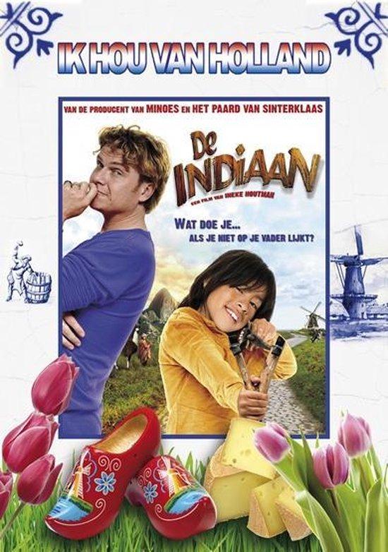 Cover van de film 'De Indiaan'