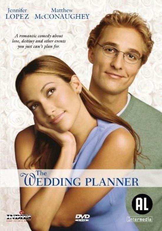 Cover van de film 'The Wedding Planner'