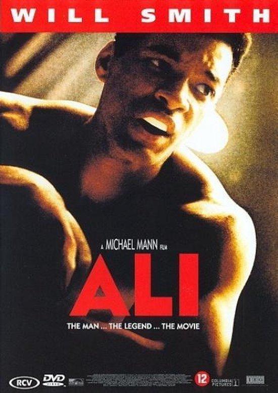 Cover van de film 'Ali'