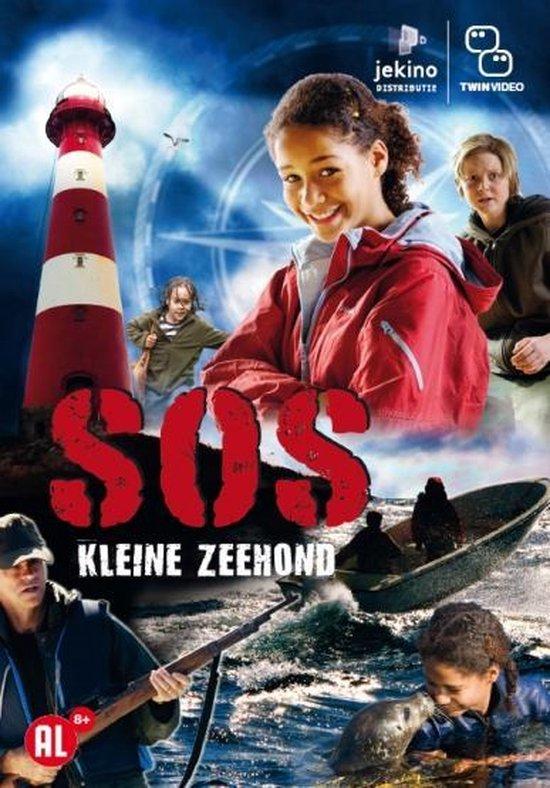 Cover van de film 'S.O.S. Kleine Zeehond'