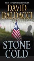 Boekomslag van 'Stone Cold'