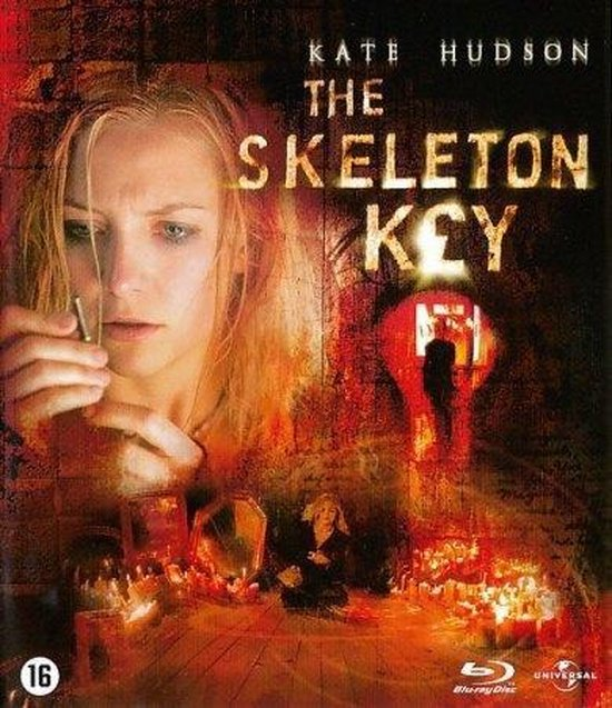 Cover van de film 'The Skeleton Key'