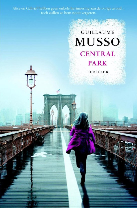 Central park - Guillaume Musso |