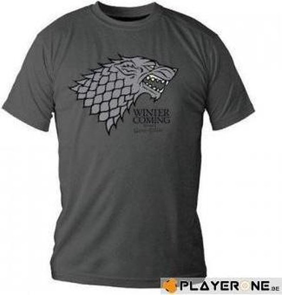 Game Of Thrones Stark T-Shirt Xxl