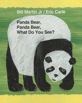 What Do You See? Panda Bear, Panda Bear