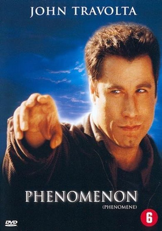 Cover van de film 'Phenomenon'