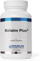 Betaïne Plus (100 Capsules) - Douglas Laboratories