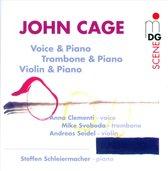 Voice & Piano/Trombone & Piano/Viol
