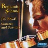 B.Schmid, Bach Sonatas