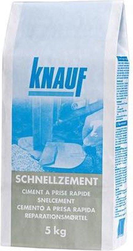 Knauf Snelcement 5 kg