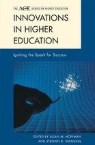 Boekomslag van 'Innovations in Higher Education'