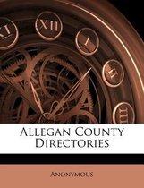 Allegan County Directories