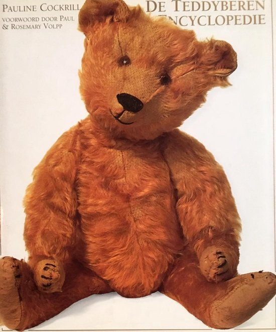 Teddyberen encyclopedie - Cockrill |