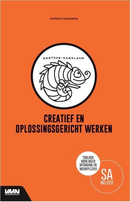 Secretaresse Assistent Wijzer - Creatief & oplossingsgericht werken - Stefanie Couwenberg | Fthsonline.com