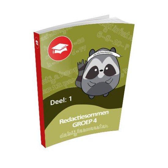 Oefenboek Groep 4 Redactiesommen - Deel 1 - De Bijlesmeester | Fthsonline.com