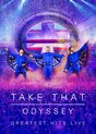 Take That: Odyssey-Greatest Hits Live (Ltd.DVD+CD)