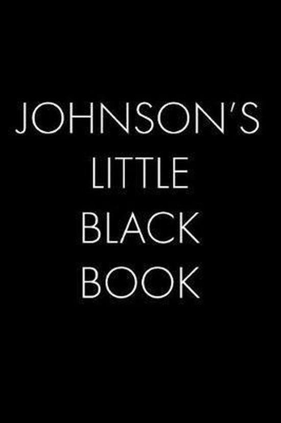 Johnson's Little Black Book