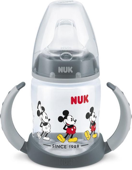 Product: Disney NUK Drinkfles Mickey Mouse  150 ml, van het merk NUK