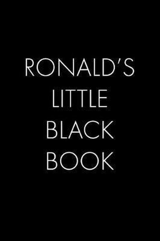 Ronald's Little Black Book