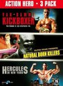 Action Heroes 3-pack