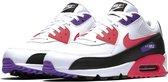 Nike Sneakers - Maat 43 - Mannen - wit/ paars/ rood