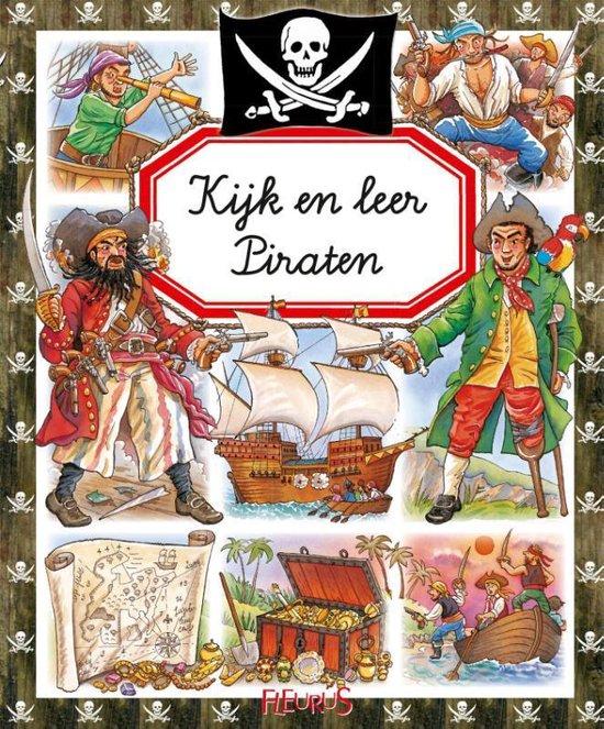 Kijk en leer - Piraten - ÉMilie Beaumont |