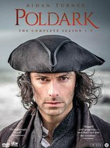 Poldark - Complete TV-serie - Seizoen 1 t/m 5