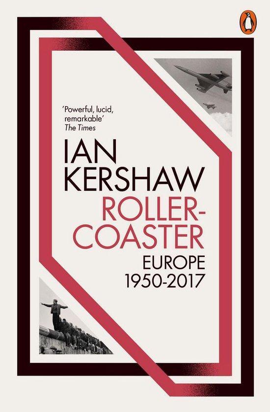 Boek cover Roller-Coaster van Ian Kershaw (Paperback)