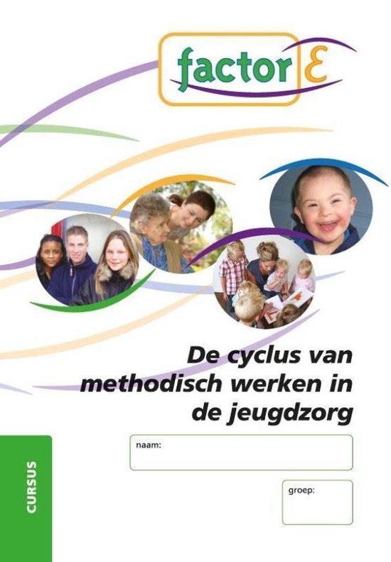 Factor-E De cyclus van methodisch werken in de jeugdzorg Cursus - Marloes Steunebrink |