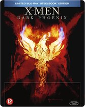 X-Men: Dark Phoenix (Blu-ray) (Steelbook) (Exclusi