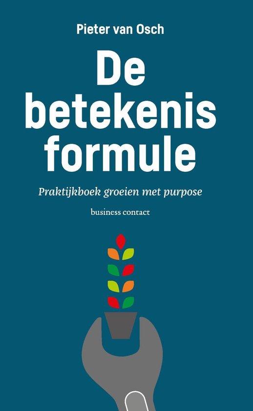 De betekenisformule - Pieter van Osch   Fthsonline.com