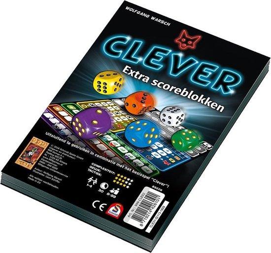 Afbeelding van het spel Clever Scoreblok Dobbelspel