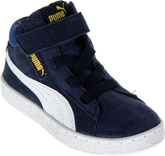bol.com | Puma - 360767 - Sneaker hoog sportief - Jongens ...