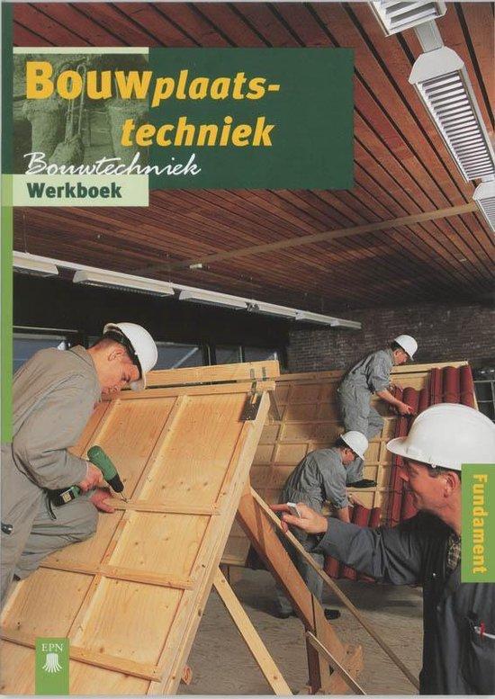 Bouwplaatstechniek - P. Jellema |