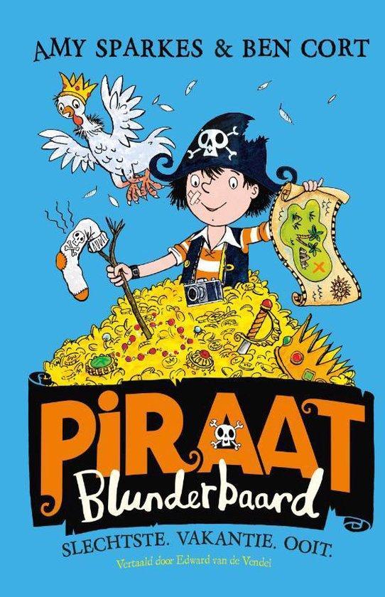 Piraat Blunderbaard 2 - Slechtste vakantie. Ooit. - Amy Sparkes |