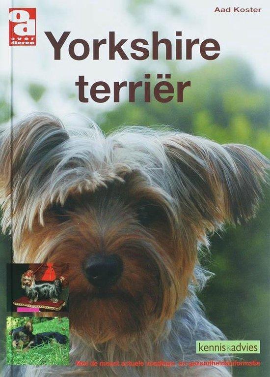 Yorkshire Terrier - OD Kennis & Advies boek - A. Koster |