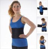 Easy In Shape Afslankband - 125cm - Saunaband - Slimming belt- Afvalband ( Bestseller )