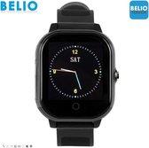BELIO©TOUCH – GPS horloge kind – Zwart
