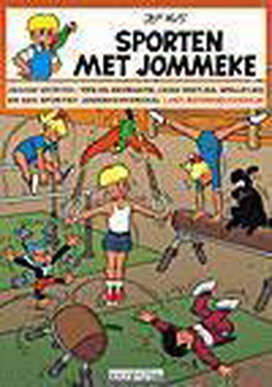 Jommeke educatief sportboek - Jef Nys   Readingchampions.org.uk