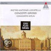 Locatelli: Concerti Grossi / Concerto Koln
