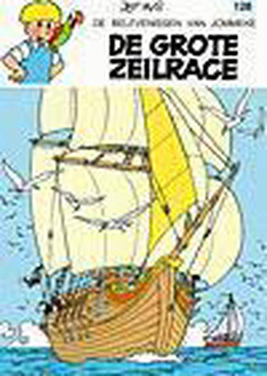 Jommeke 128 - De Grote Zeilrace - Jef Nys |