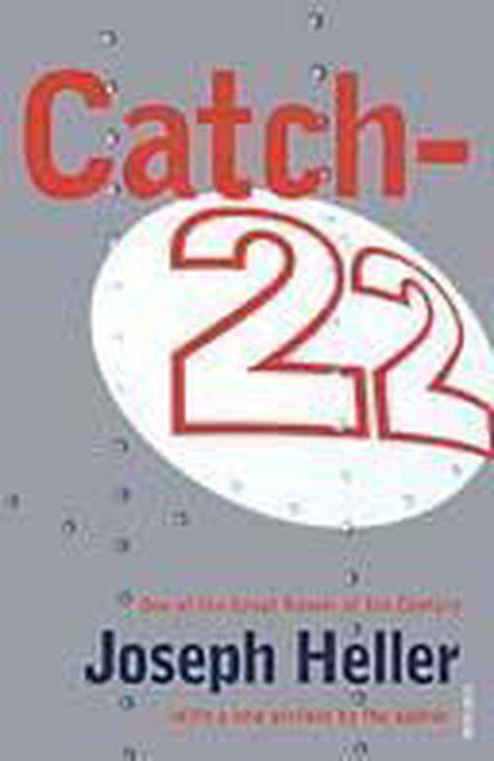 Boek cover Catch-22 van Joseph Heller (Paperback)