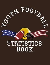 Youth Football Statistics Book