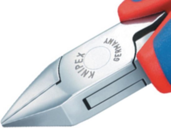 Knipex 77 32 115 Side-cutting Pliers Small Bevel