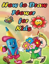 How to Draw Flower For Kids