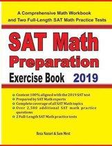 SAT Math Preparation Exercise Book
