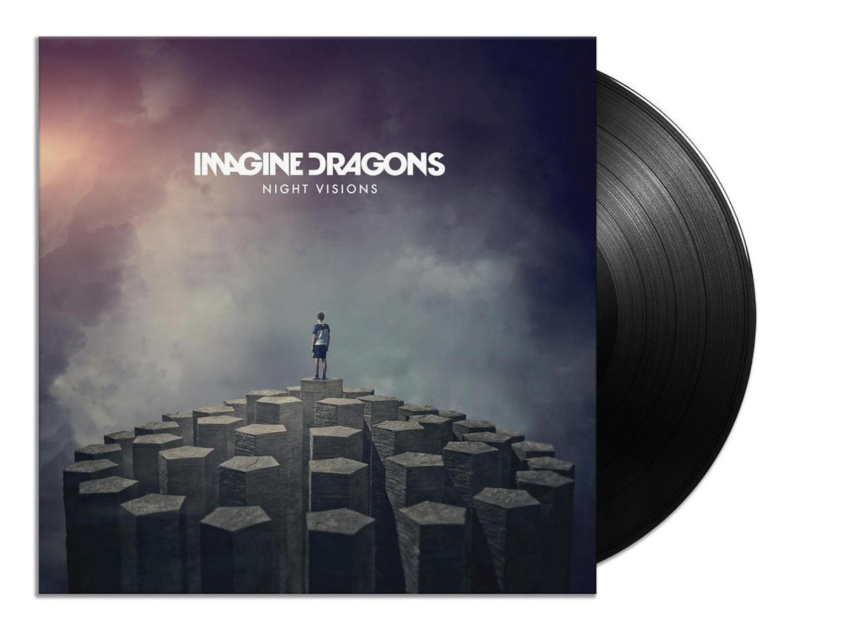 Night Visions (LP) - Imagine Dragons