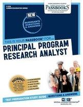 Principal Program Research Analyst