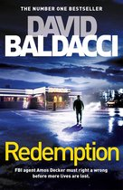 Omslag Redemption Amos Decker series