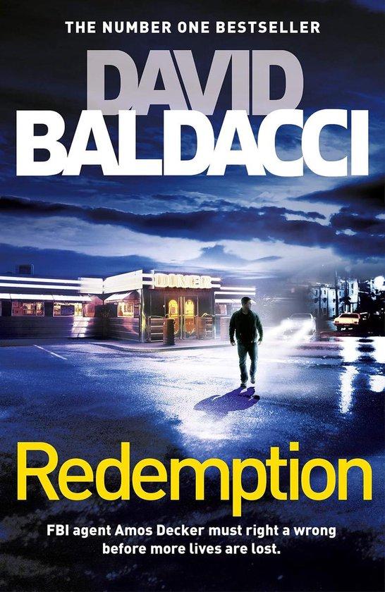 Omslag van Redemption Amos Decker series